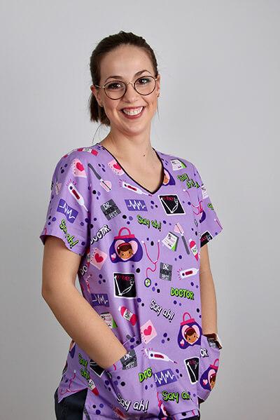 Doctora Lorena Muñoz