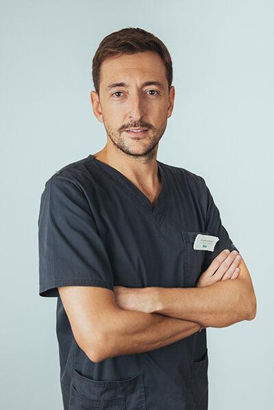 Doctor Xavier Quiñones